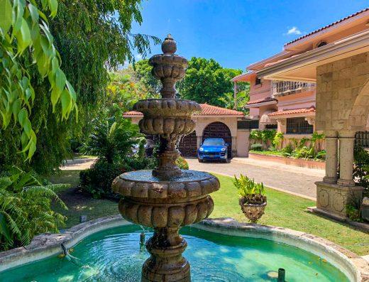 Casa en alquiler Altos del Golf Panama San Francisco